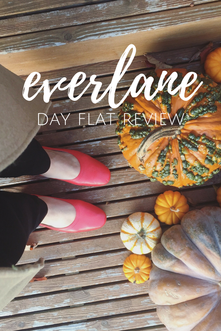 everlane day flat review
