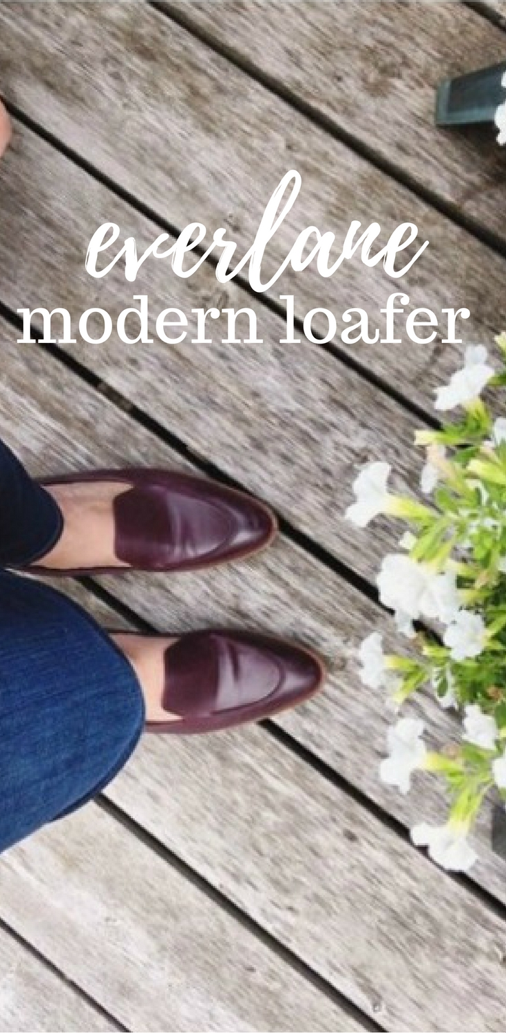 everlane loafer review