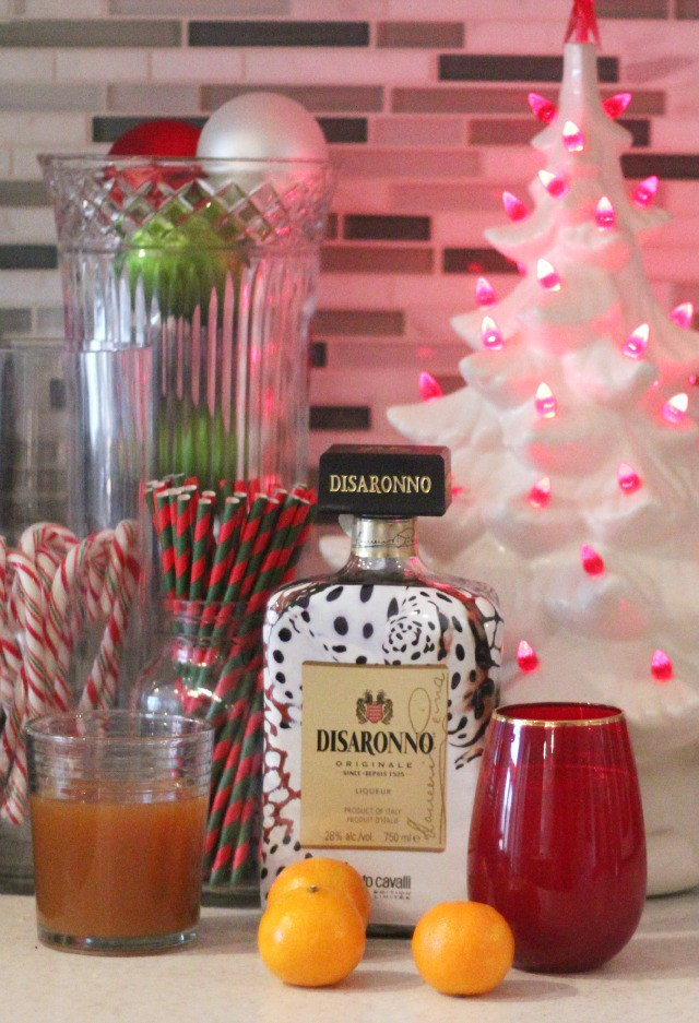 holiday amaretto drinks