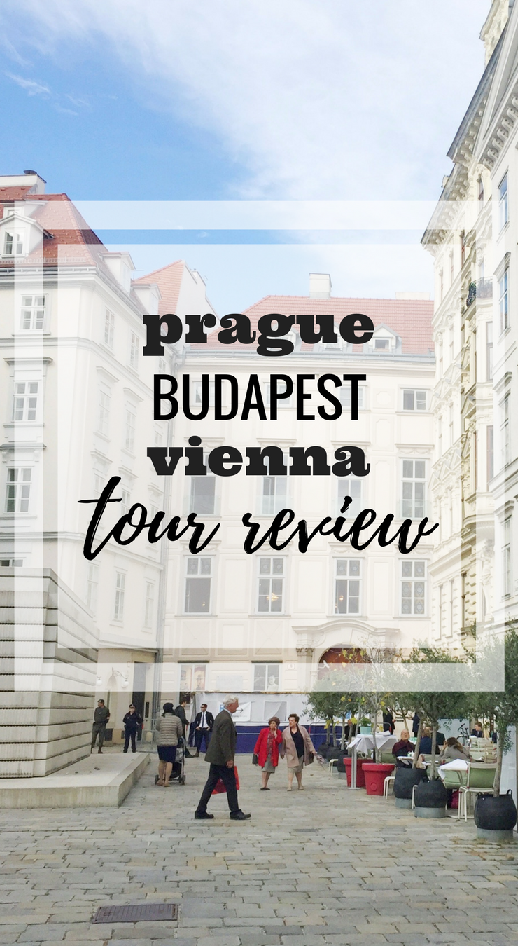 cosmos prague vienna budapest tour review